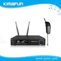 Hot selling Professional microphone wireless guitar system KM-100,KM-1,KM-2