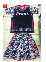Dye Sublimated Basketball Uniform