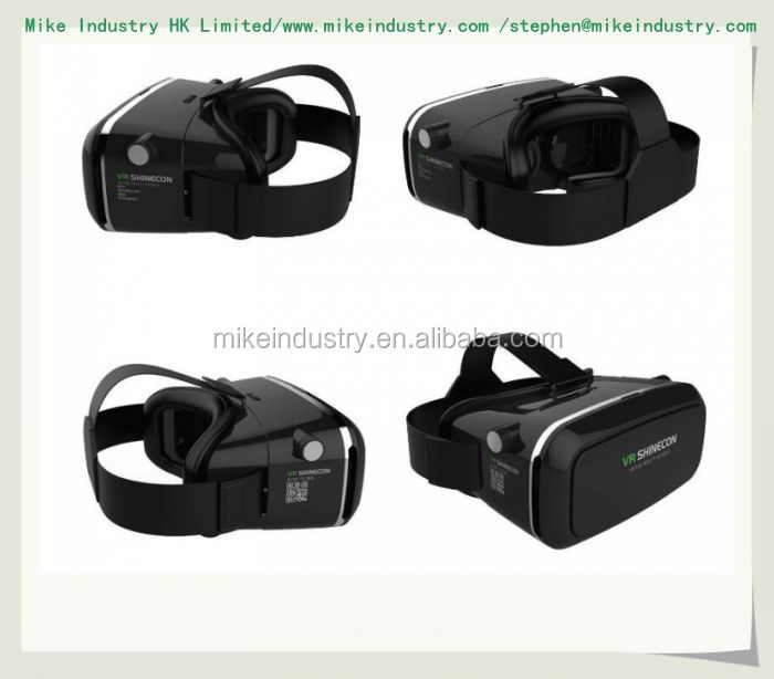 VR Case RK-A1 for smartphone shenzhen google glasses vrarle 2nd generation 3d glasses vr box upgraded version