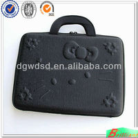 Dongguan Debossed Kitty Cover EVA Laptop Case