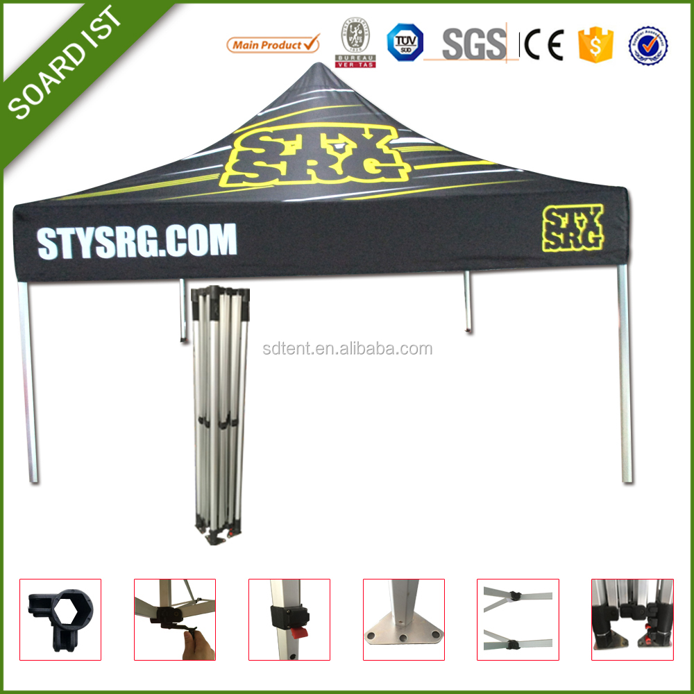High Precision Outdoor Party Tent With Floor Folding Tent For Event