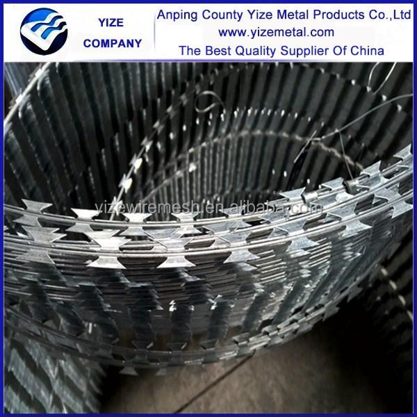 Ebay China Website Razor Wire Price/razor Barb Wire Machine/razor ...