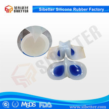 Liquid Silicone Cured Platinum Shore 10 for Shoes Pad Making