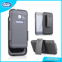 Shell Holster Combo Handphone Hard Shell for Samsung Galaxy J1 Mini J105