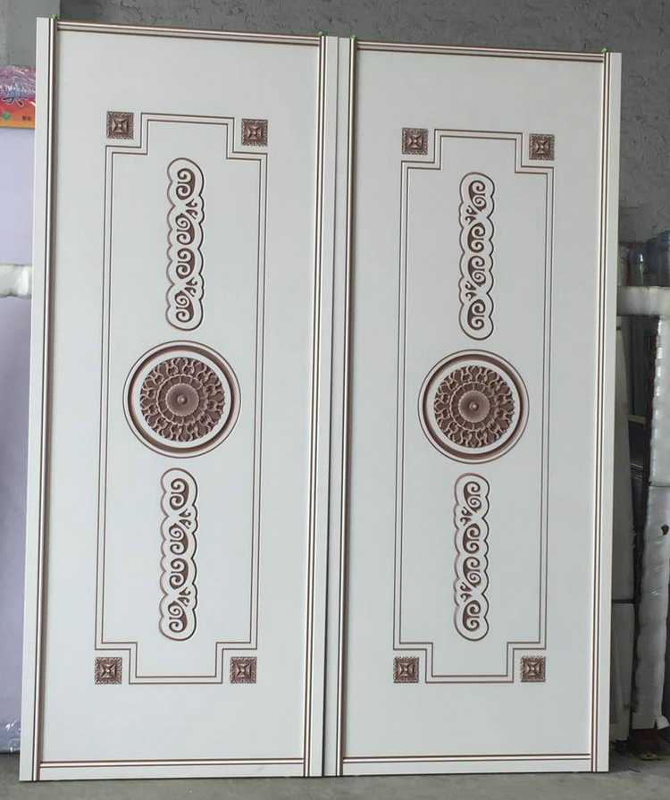 High quality alibaba china pvc wardrobe door novelty products for sell
