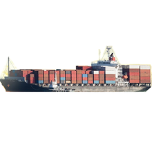 Reliable China sea freight transport to USA Chicago