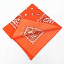 Custom Tube Bandana Cotton Headband Bandana Custom
