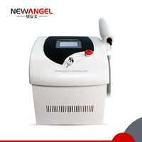 Hot sale portable skin whitening nd yag laser tattoo removal machine