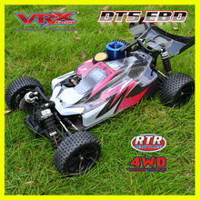 Wholesale Nitro 2.4G Nitro vrx racing 1/10 scale off road Nitro RC Car
