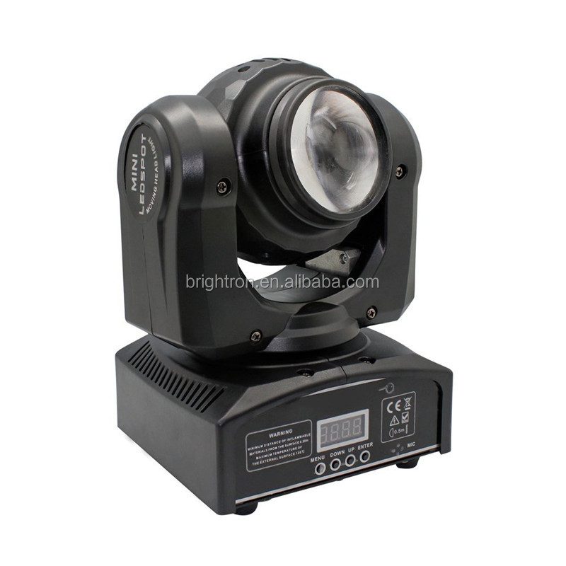 150w Led Moving Head Spot Lighting Zoom Led Moving Head Stage Spot