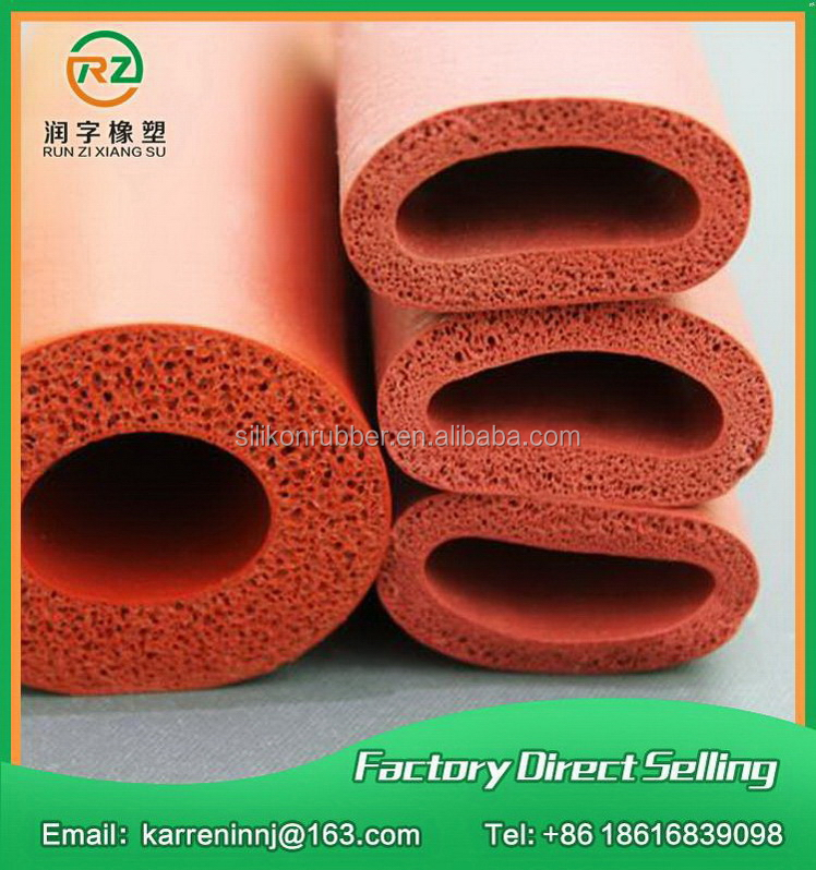 Quality primacy multi-functional closed cell foam silicone sealant tube