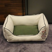 Pet products waterproof high quality hot selling luxury dog bed