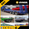 tri-Axle Skeleton Semi Trailer 40FT Container Chassis truck Trailer