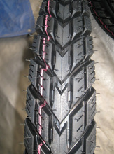China top quality 3.00-18 motorcycle tubeless tyre