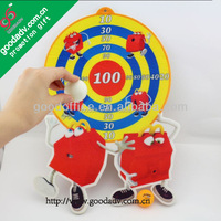 Wholesale New non-toxic kids dart board