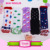 2016 new style fourth of july America Independence Day soft-textile cotton leg warmers wholesale