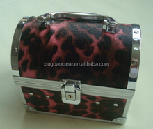 Cosmetic case on wheels,aluminum nail beauty case,cosmetic case with multilayer