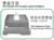 China luxury prefab houses discharge portable toilet price