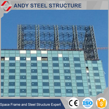Hot selling glass curtain wall system