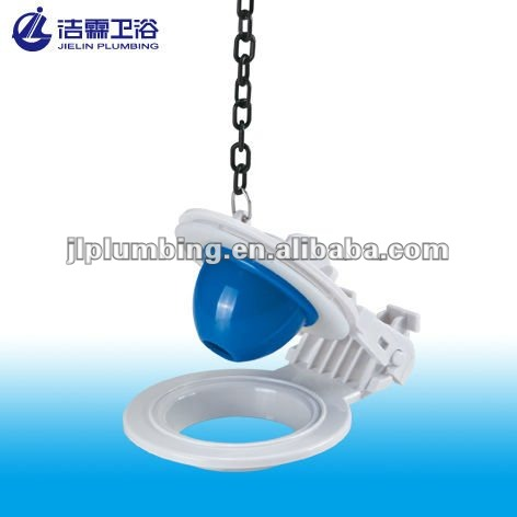 ABS flapper for toilet
