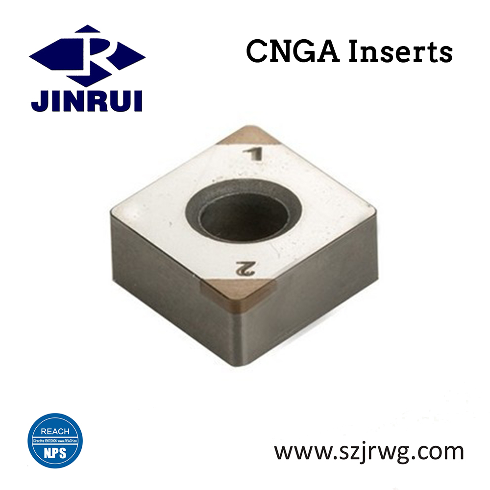 JR CNGA Super Finishing PCD Cutting Tools