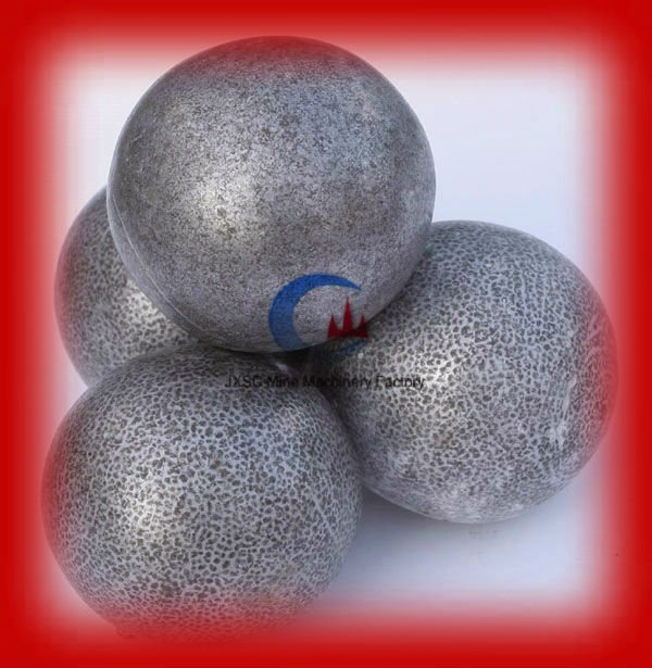 Forged Carbon Steel Grinding Media Balls For Sale