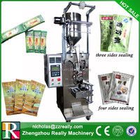 Sauce / paste / pasty liquid / lotion / shampoo sachet packing machine