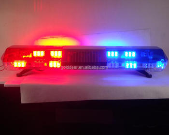 Gen3 emergency vehicles led warning lightbar
