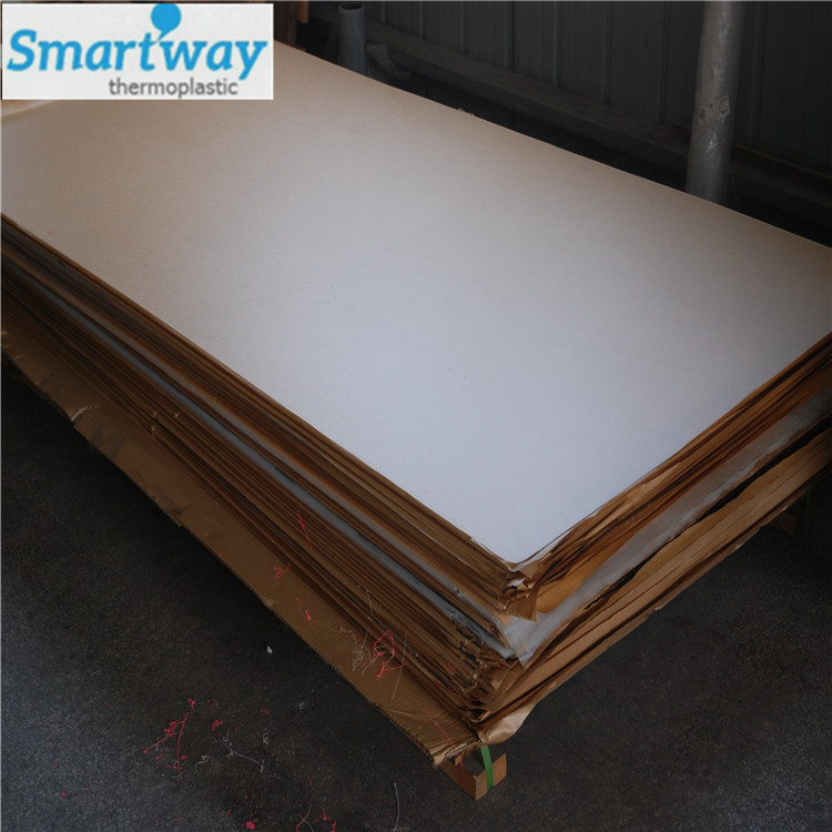 stable quality recycled acrylic sheet