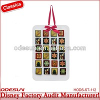 Disney factory audit manufacturer's christmas countdown calendar 149170