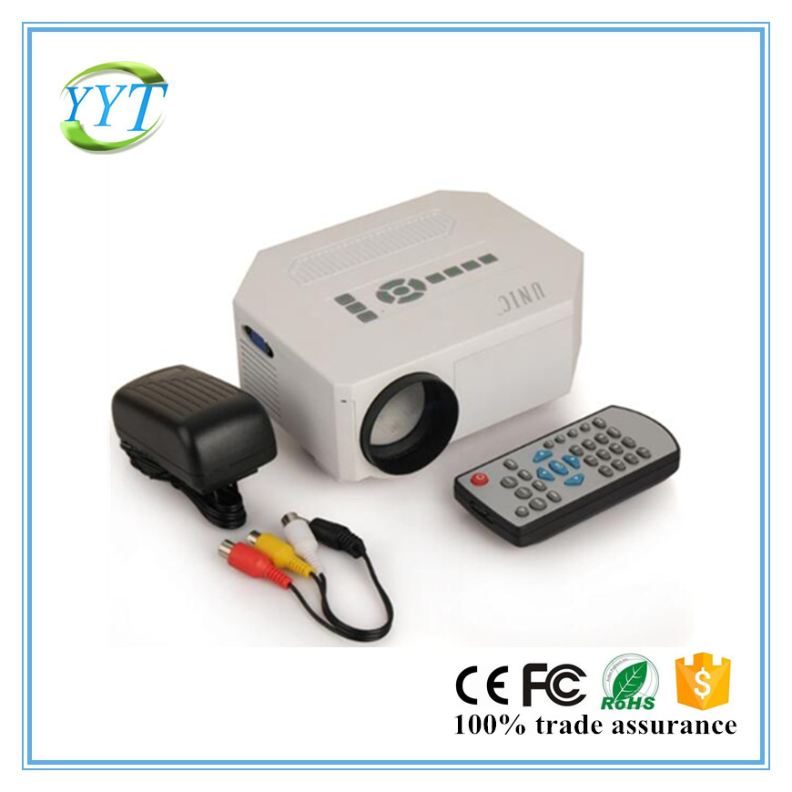 2017 Newest 1080p support mobile power supply pico <strong>projector</strong> pocket <strong>projector</strong> UNIC UC30 mini <strong>projector</strong>