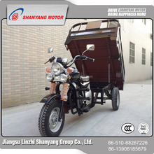 Worth Buying 3-Wheeled Motorcycle/Cabin Cargo Tricycle