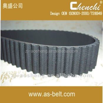 OEM Automotive Timing Belt with High Working Temperature and Improved Engine Lubrication 177RND25 CR timing belt