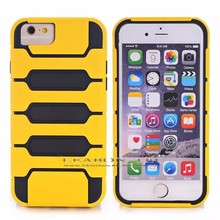 Wholesale Alibaba China TPU PC Cell Phone Case for iPhone 6 Plus Case Cover, for iphone 6 case yahoo review