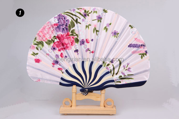 customized printed hand fans gifts japanese folding fan