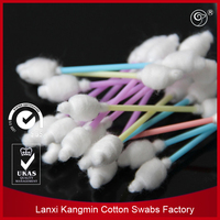 High Quality 125mm Clean Wiper Cotton