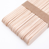 Across Wooden Wax Applicator Sticks For