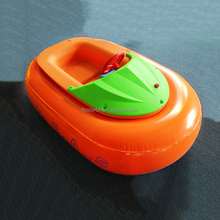 2017 Chinese factory direct supply new mechanical timer system Water Games aqua amusement battery bumper boat for sale