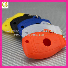 Fashion silicone key cover wholesale price,rubber key cover for Chery/Ford/Buick/Mazda/Toyota/NISSAN/vw customized key cover