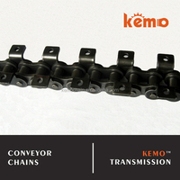 60H Roller chain with attachment K1