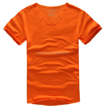 OEM custom 100% polyester wholesale blank t-shirts