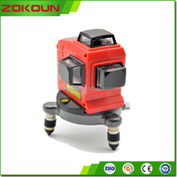 ZOKOUN Supply and Competitive Price, Red Laser Level 12 Lines MINI Pro Line Laser