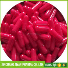 2017 Hot new product empty gelatin capsules