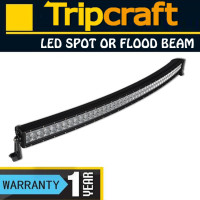 factory wholesale 50inch 288w curved offroad 4x4 ATVs SUV UTV truck led light bar