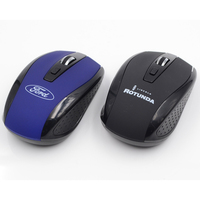 Laptop 2.4G Wireless Optical Mouse,Optical Ergonomic Usb 2.4G Minnie Computer Wireless Mouse