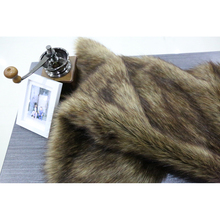 Professionelle mode frauen faux fur westen made in China