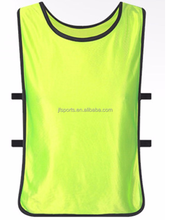 Adult Training Vests , Sports Pinnies For Football/soccer Team Bibs Vest