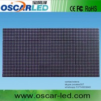p3 Indoor SMD full color led display module 1R1G1B made in China