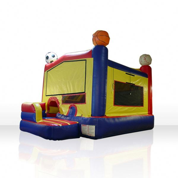Module Sport Arena Slide Combo 5-in-1 inflatable combos