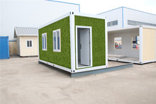 Easy Convenient Structure Container 2013 design container house for Pakistan